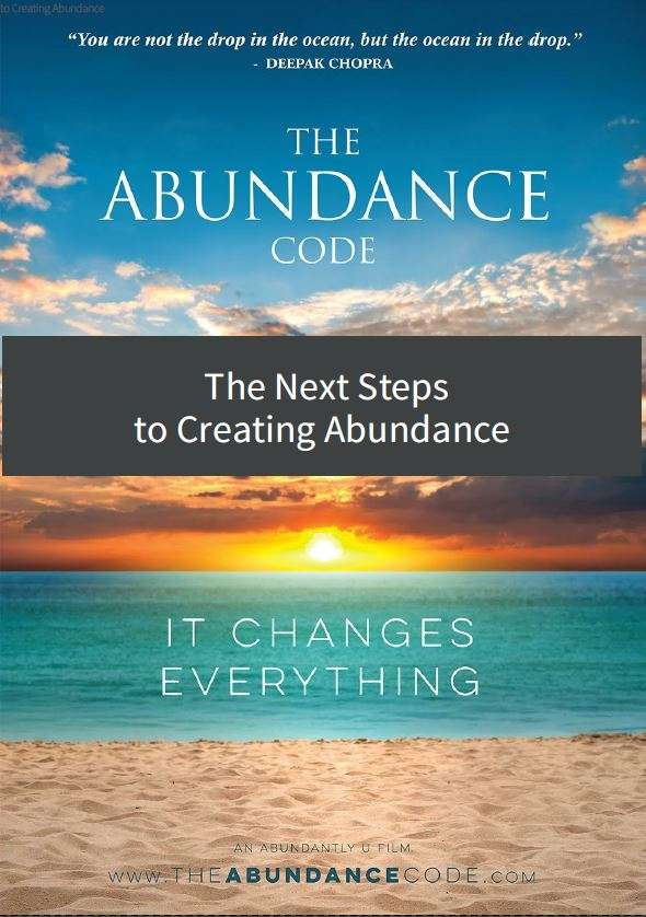 creating abundance ebook